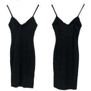 Joe & Elle Bodycon Stretch Tank Mini Dress